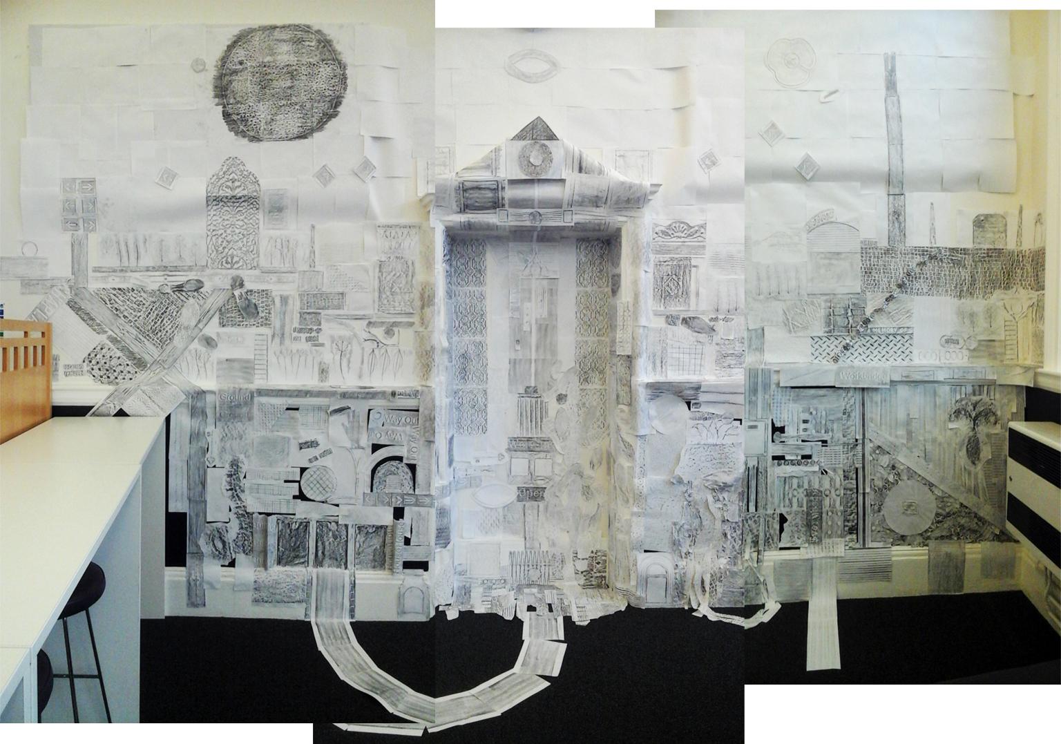 Simon Woolham St Andrews Installation