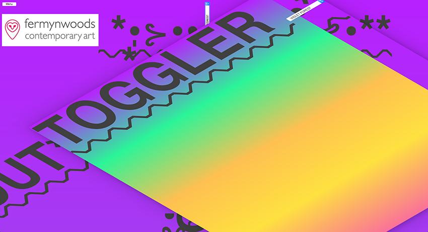 Toggler - Violet Forest screen grab