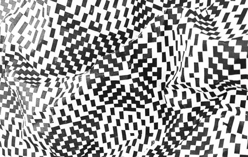 Pattern, Geoff Diego Litherland, 2020