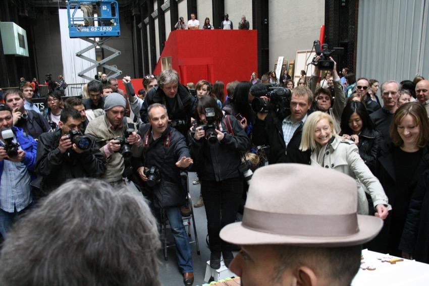 Tate Modern 10th Anniversary -Photographers © Andy Eathorne