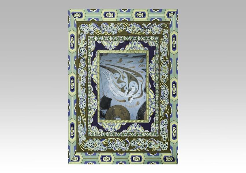 5 – Water Spirit Collage, Leyla Pillai, 2020