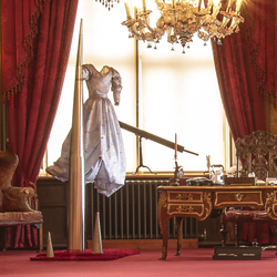 The Howse Shal Be Preserved at Rockingham Castle